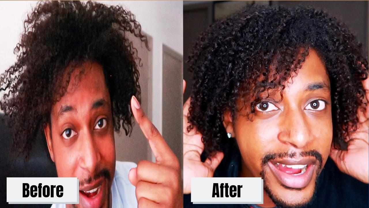 My Morning Hair Routine 2019